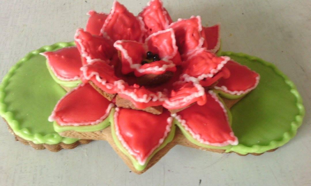 Фото Ракушка с жемчужинами или лилии 2