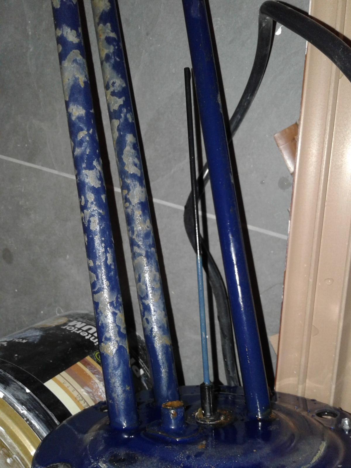 Фото Чистка бойлера с титановым анодом. http://kabanchik.ua/task/186225-pochistit-boiler