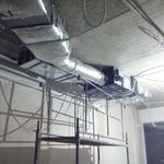 Установка вентилятора в санвузол