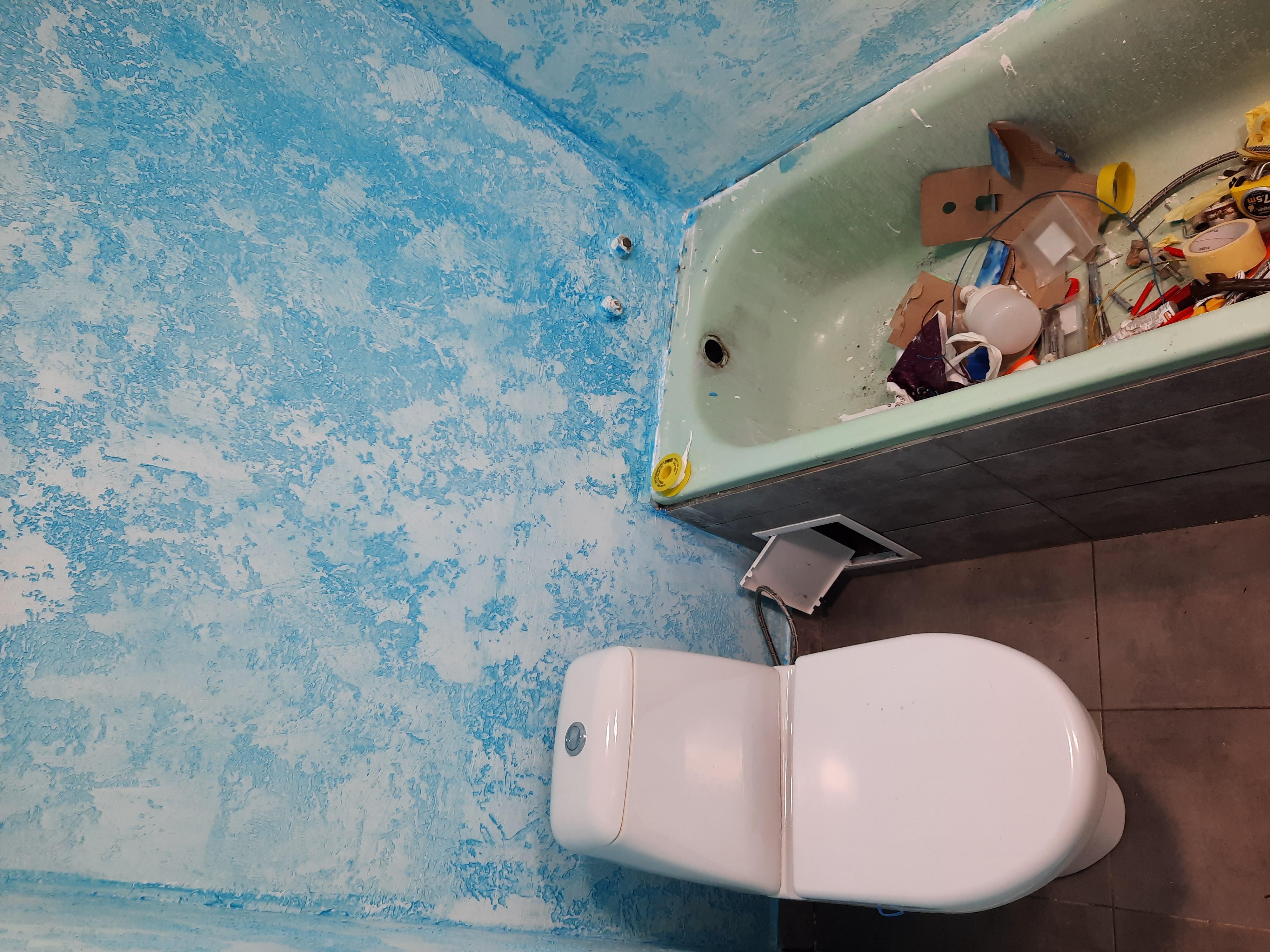 Фото Реставрация ванны