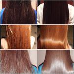 Полировка волос у вас на дому