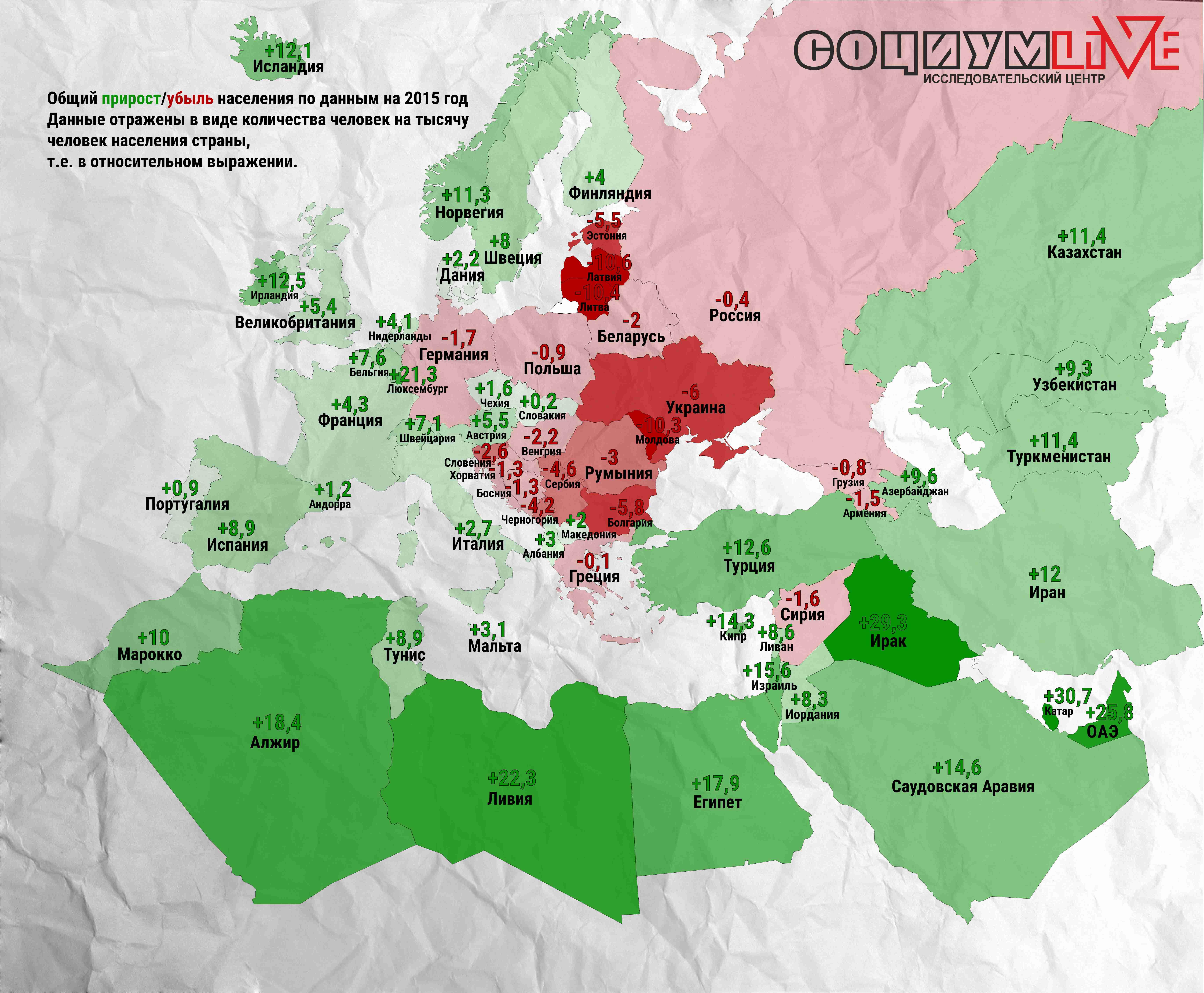 Фото Инфографика для одного из исследовательских центров. Срок - 2 дня