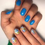 Маникюр, педикюр, наращивание ногтей гелем