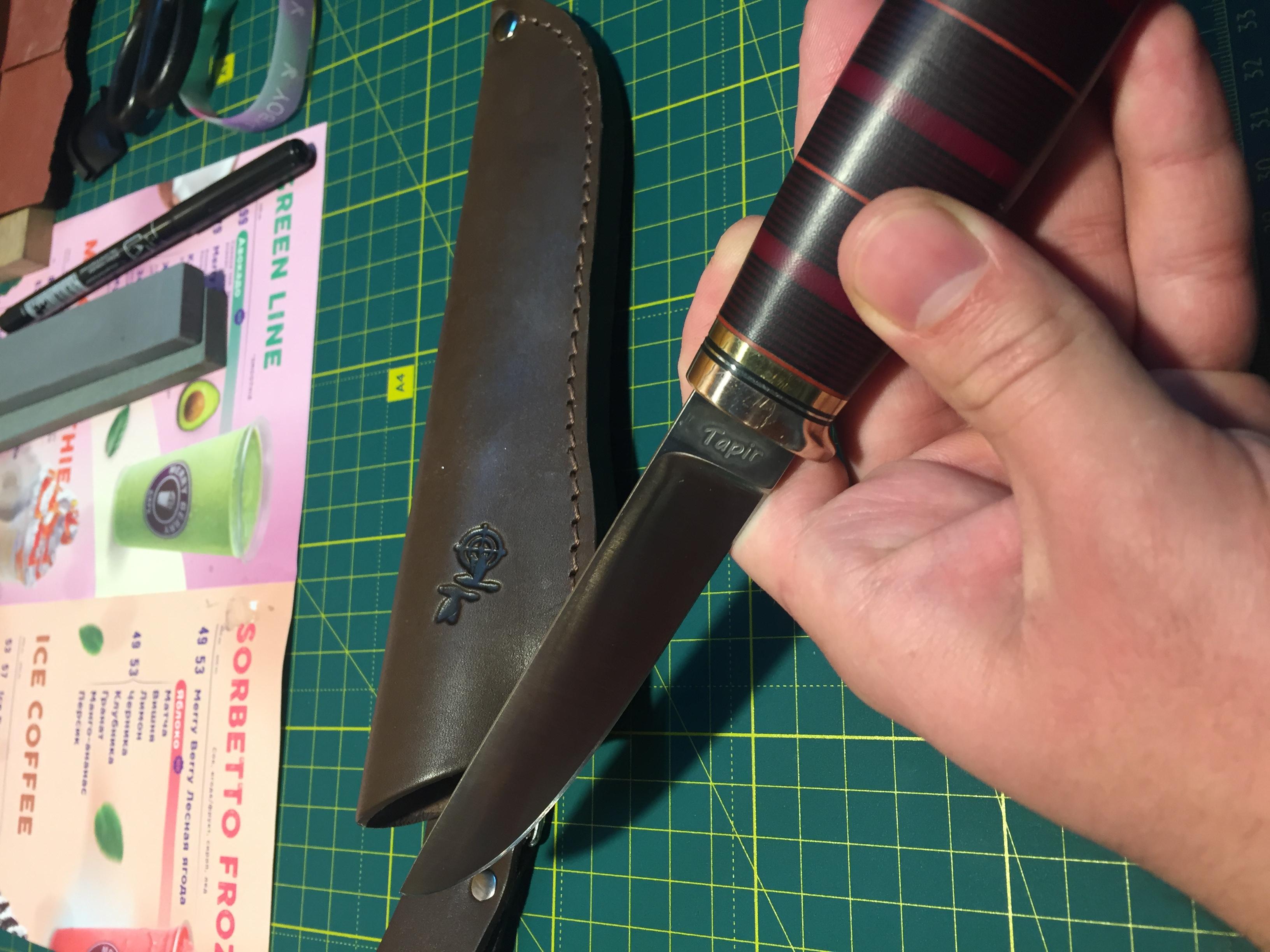 Фото Качественная заточка ножей: кухонных,складных, EDC и т.д 3