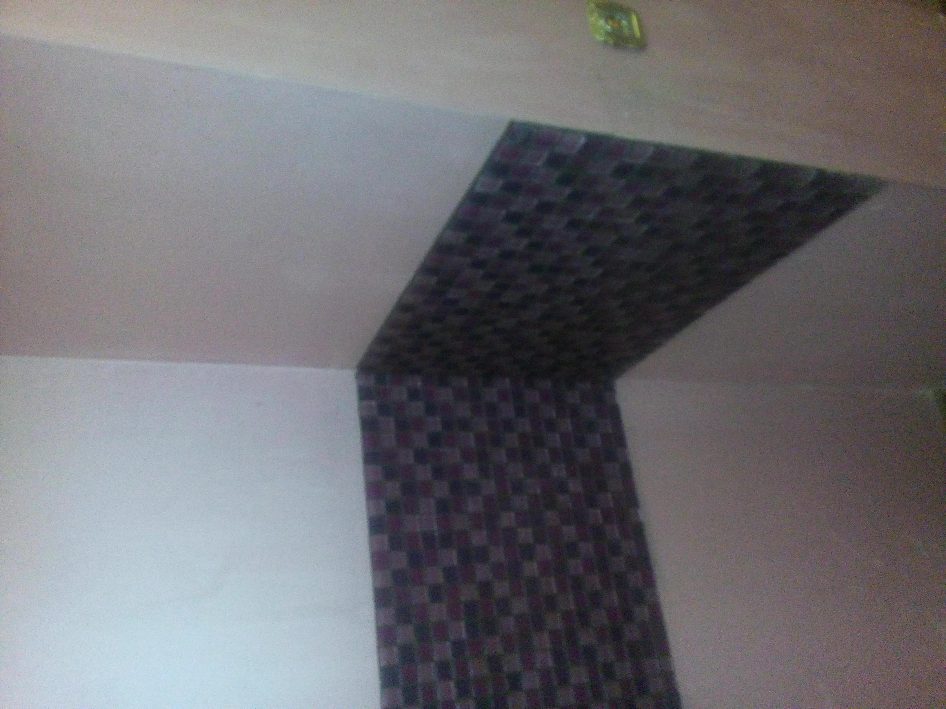 Фото Укладка мозаикы 3м2. С затиркой полтора дня.