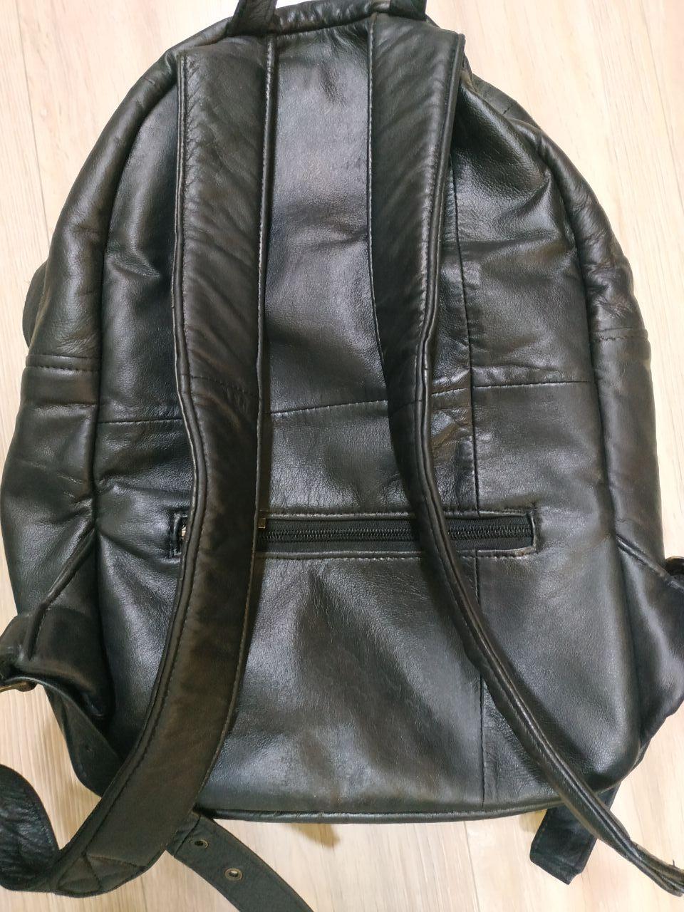 Фото Реставрация кожаных сумок,рюкзаков  2