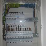 Монтаж электрощитков