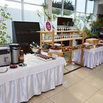 Организация кофе-брейков, кофе-пауз