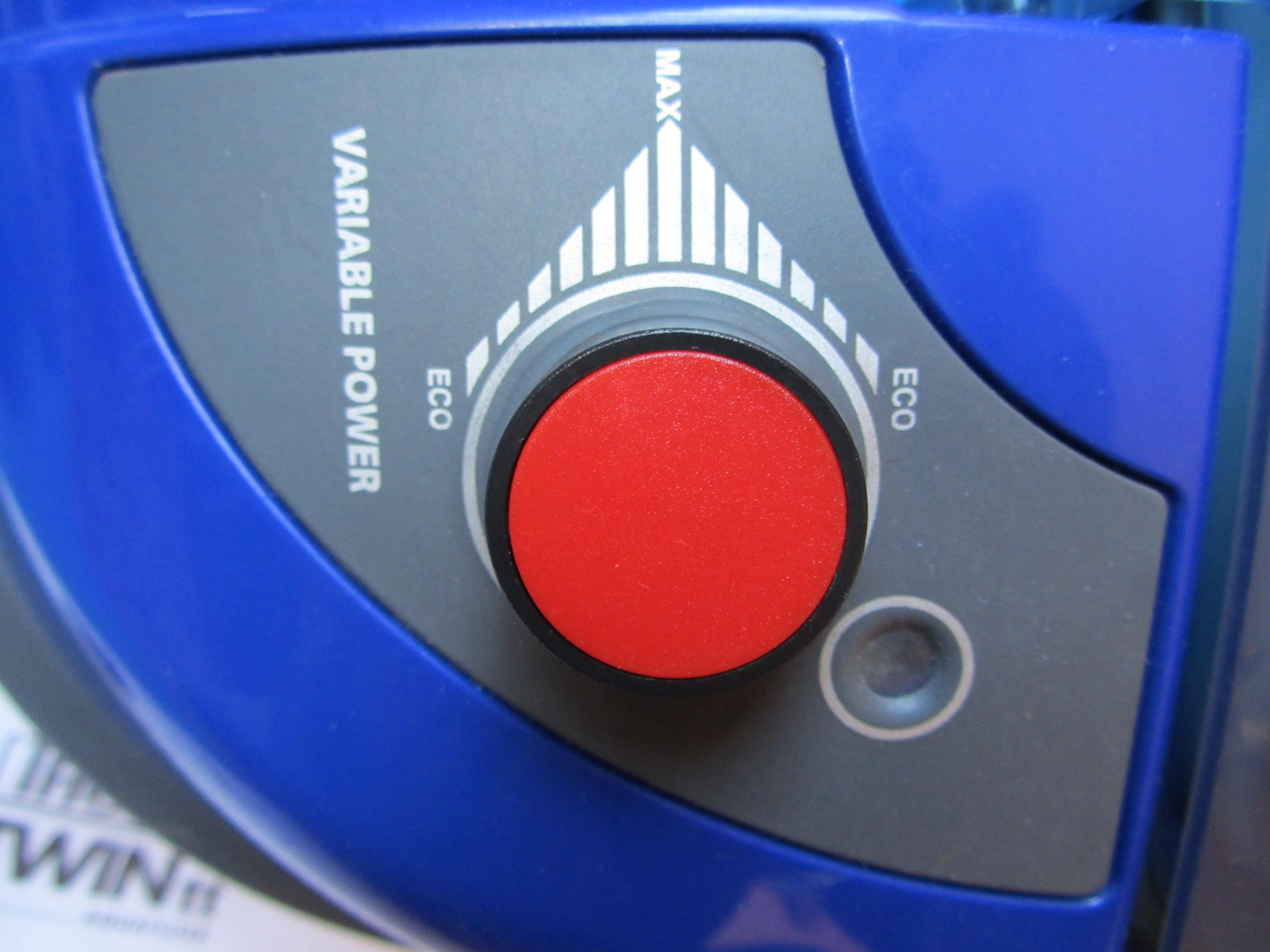 Фото Ремонт (замена) кнопки включения/выключения пылесоса Thomas TWIN tt Aquafilter 4