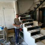 Укладка плитки, плиточные работы в квартире