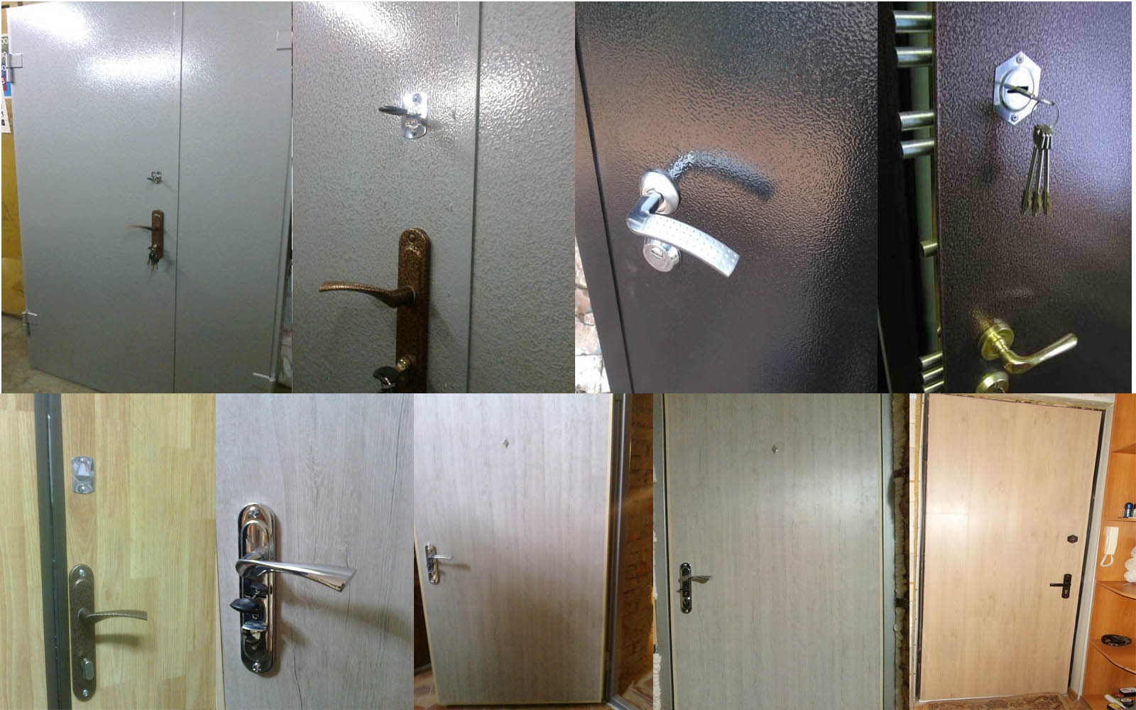 Фото Изготовление и установка входных дверей 1