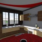 Дизайн интерьера + 3D визуализации