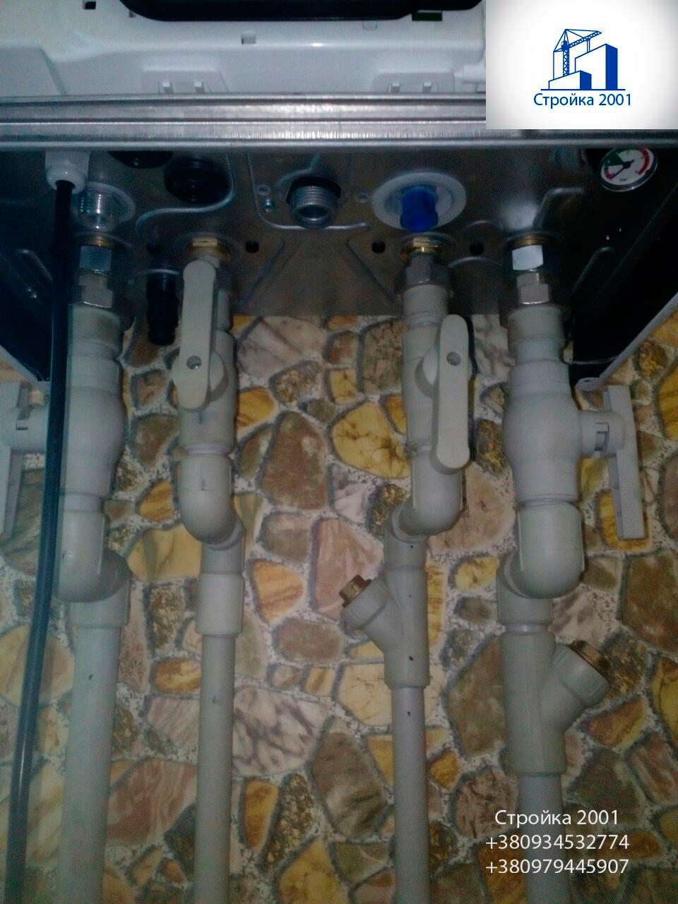 Фото Установка и замена радиаторов отопления любой сложности 3