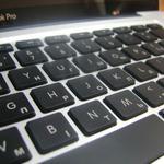 Гравірування клавіатур ноутбуків