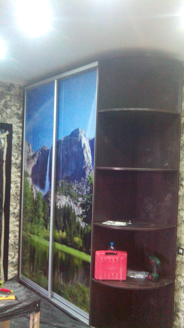 Фото Сборка установка шкафа 5