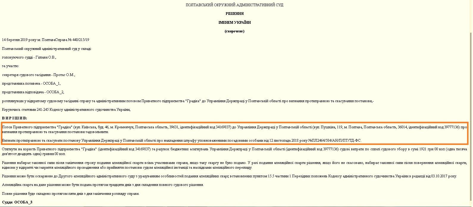 Фото Спори з податковою, держпраці, фондом інвалідів, АМК, інші адмін.справи 2