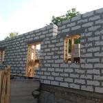 Строительство конструкций из газобетона