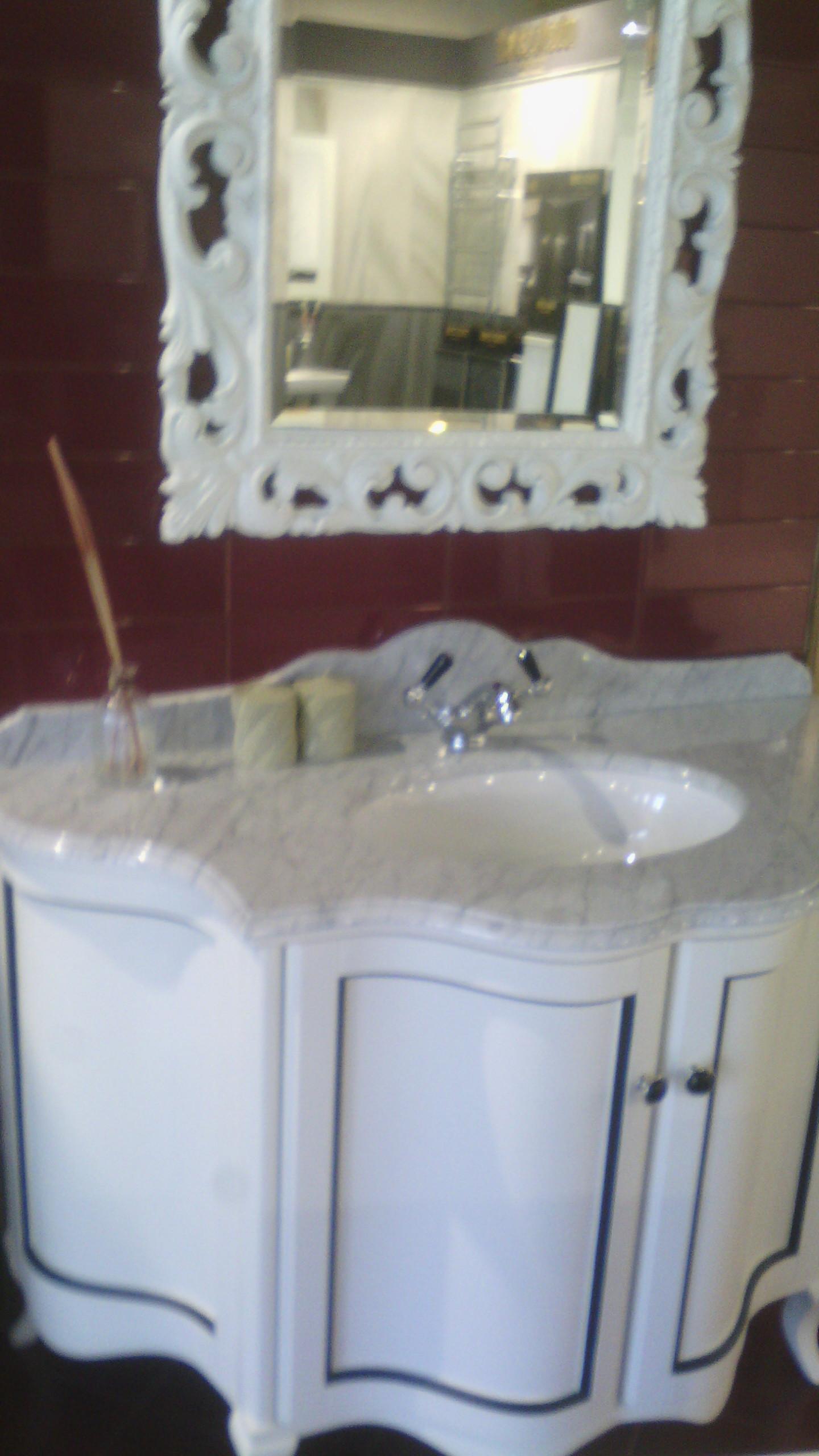Фото Уборка ванной комнаты умывальник