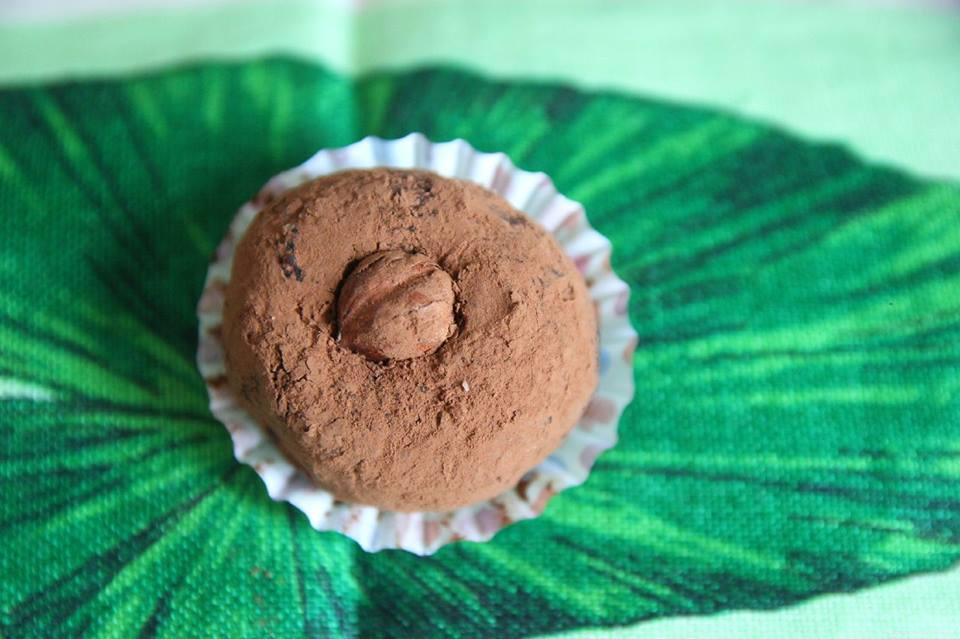 Фото НаСЛАЖдабельные raw вкусняшки ( авторские  живые конфеты) 4