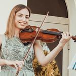 Учитель музыки. Частные уроки игры на скрипке