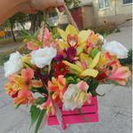 Доставлю цветы круглосуточно в любое место по Киеву