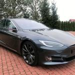 Аренда Прокат Авто Tesla Model S на свадьбу, трансфер, деловые поездки