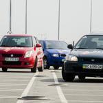 Основний курс водіння в автошколі REGA (автоінструктор)