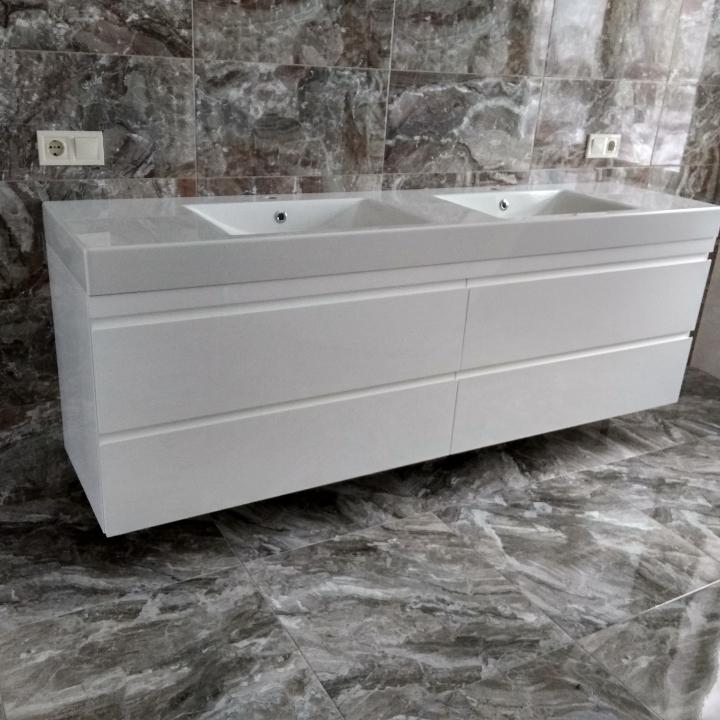 Фото Мебель в ванную комнату. 2