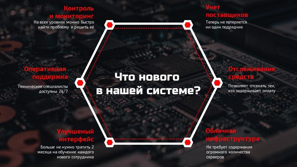 Фото Создание презентации для ИТ-компании