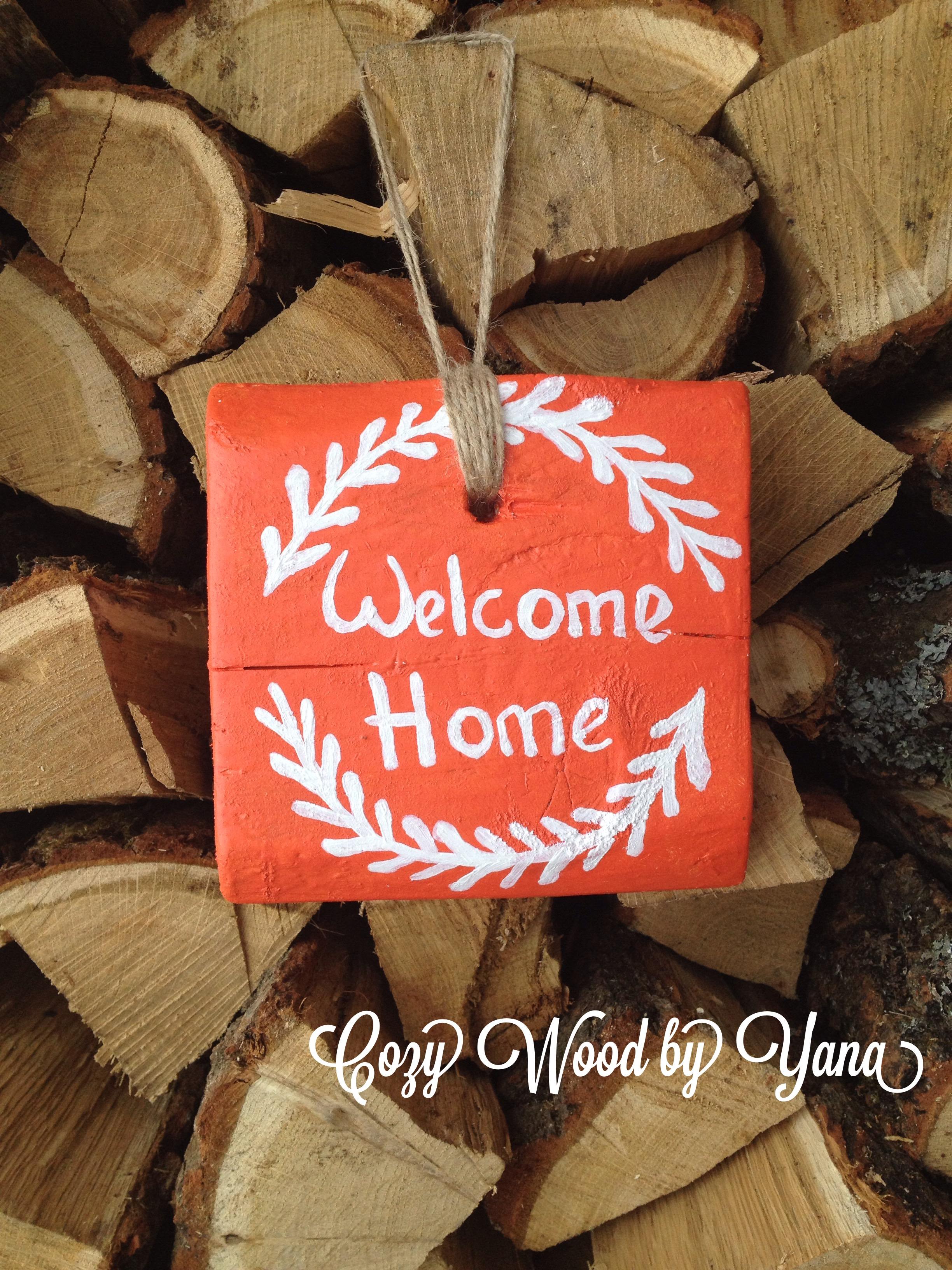 Фото Свадебный декор, декор дома, деревянные таблички 1