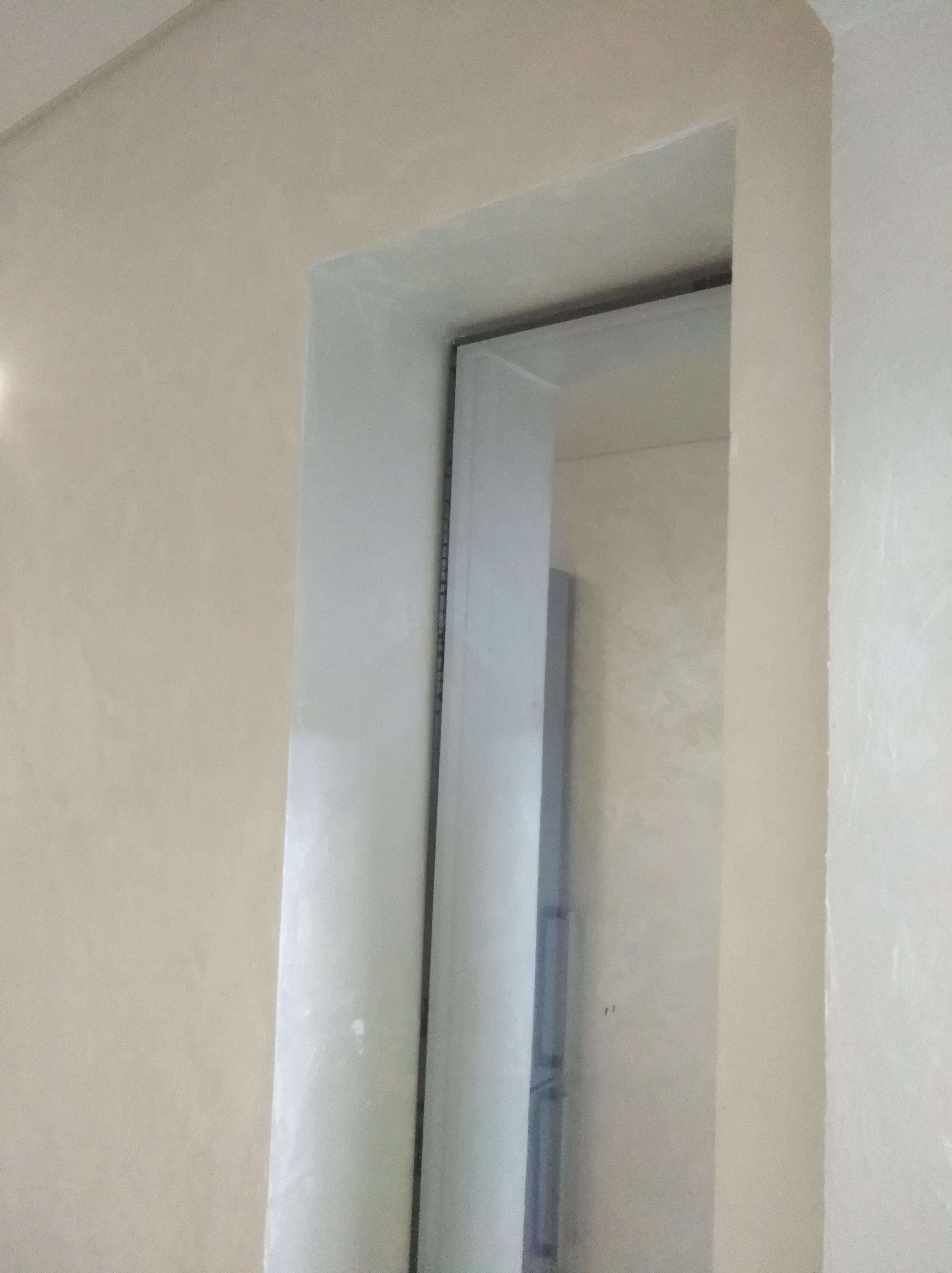 Фото изготовлено бесконечное зеркало с последующим монтажем
