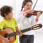 Уроки игры на гитаре, скрипке и фортепиано. ПЕРВЫЙ УРОК 100 ГРН