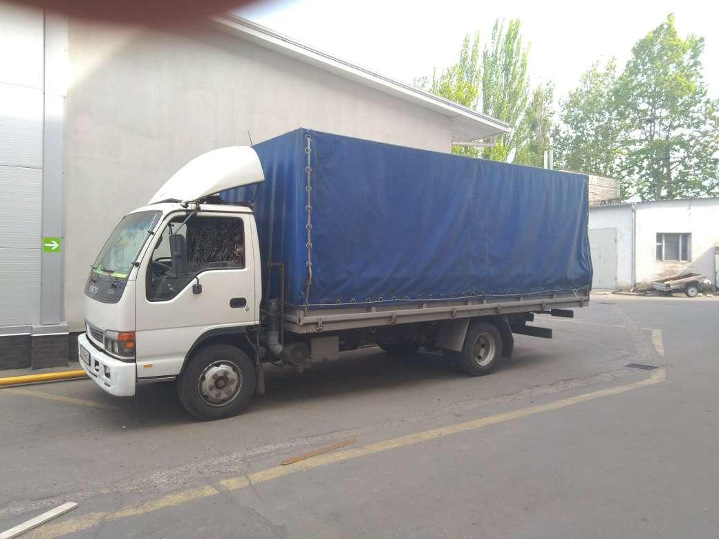 Фото Грузоперевозки , 1,5 - 5 тонн , тент, цельнометал.НЕ ДОРОГО! 2
