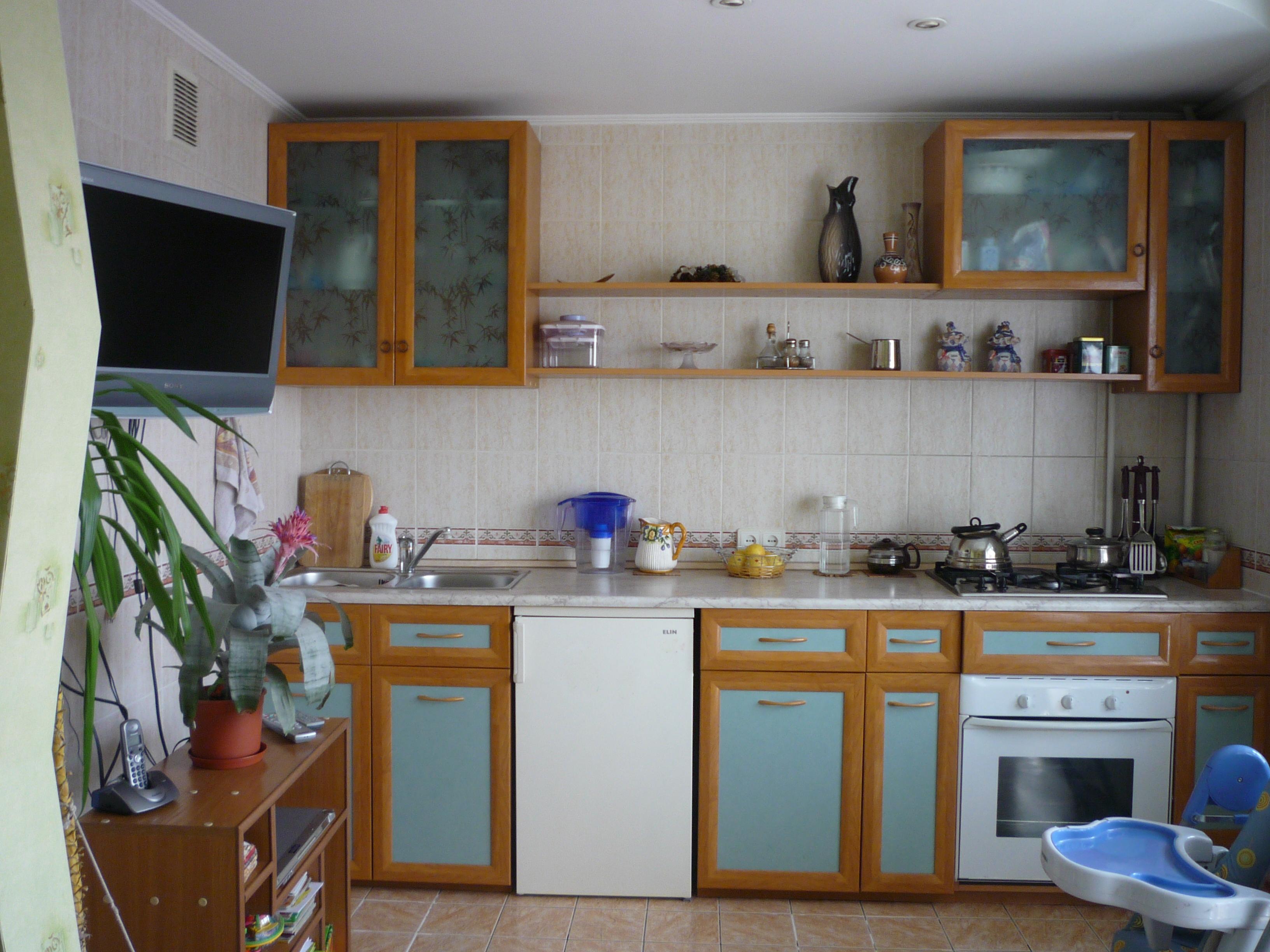 Фото Собрана кухня по индивидуальному заказу.