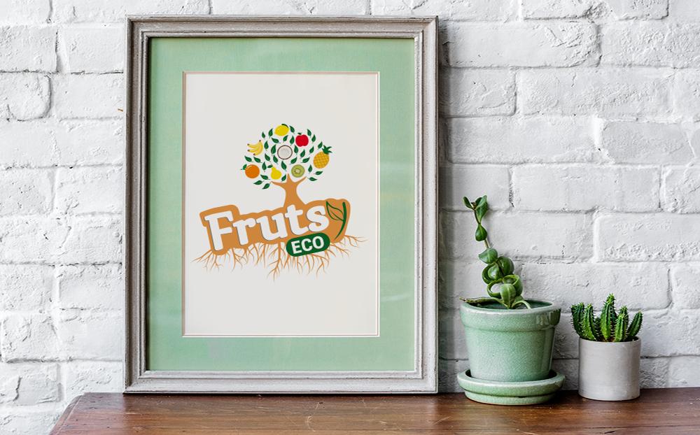 "Фото Разработка логотипа для компании ""Fruits"""