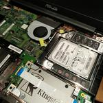 Замена старого жесткого диска на новый для ПК, ноутбуков, приставок.
