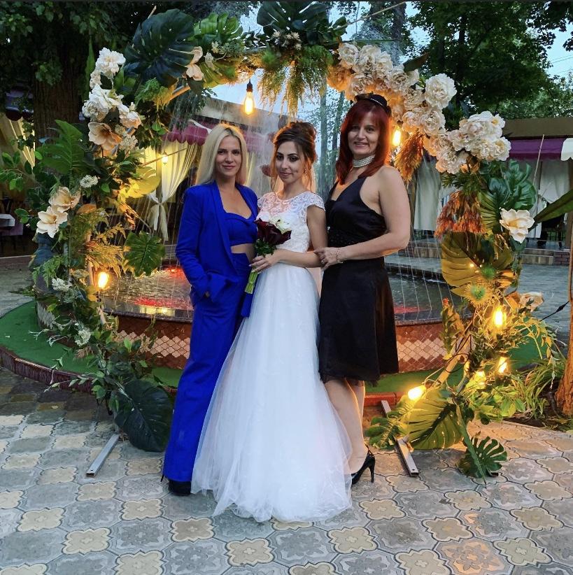 Фото Ведущая на свадьбу  3