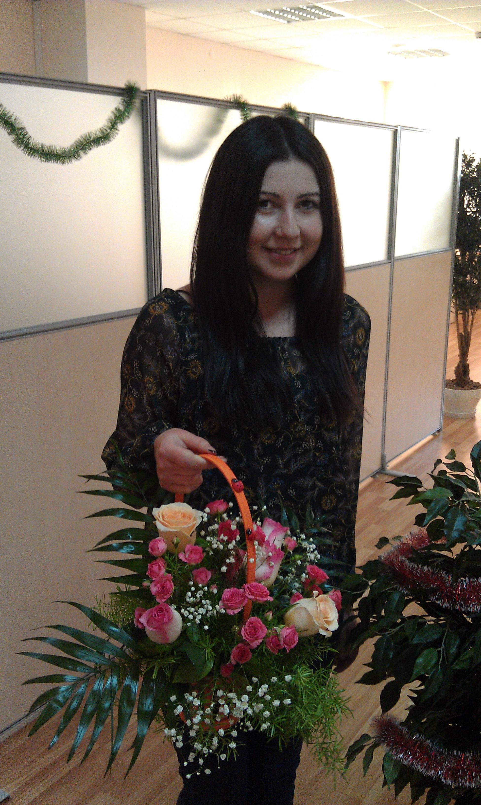 Фото Круглосуточная доставка цветов в Виннице 1