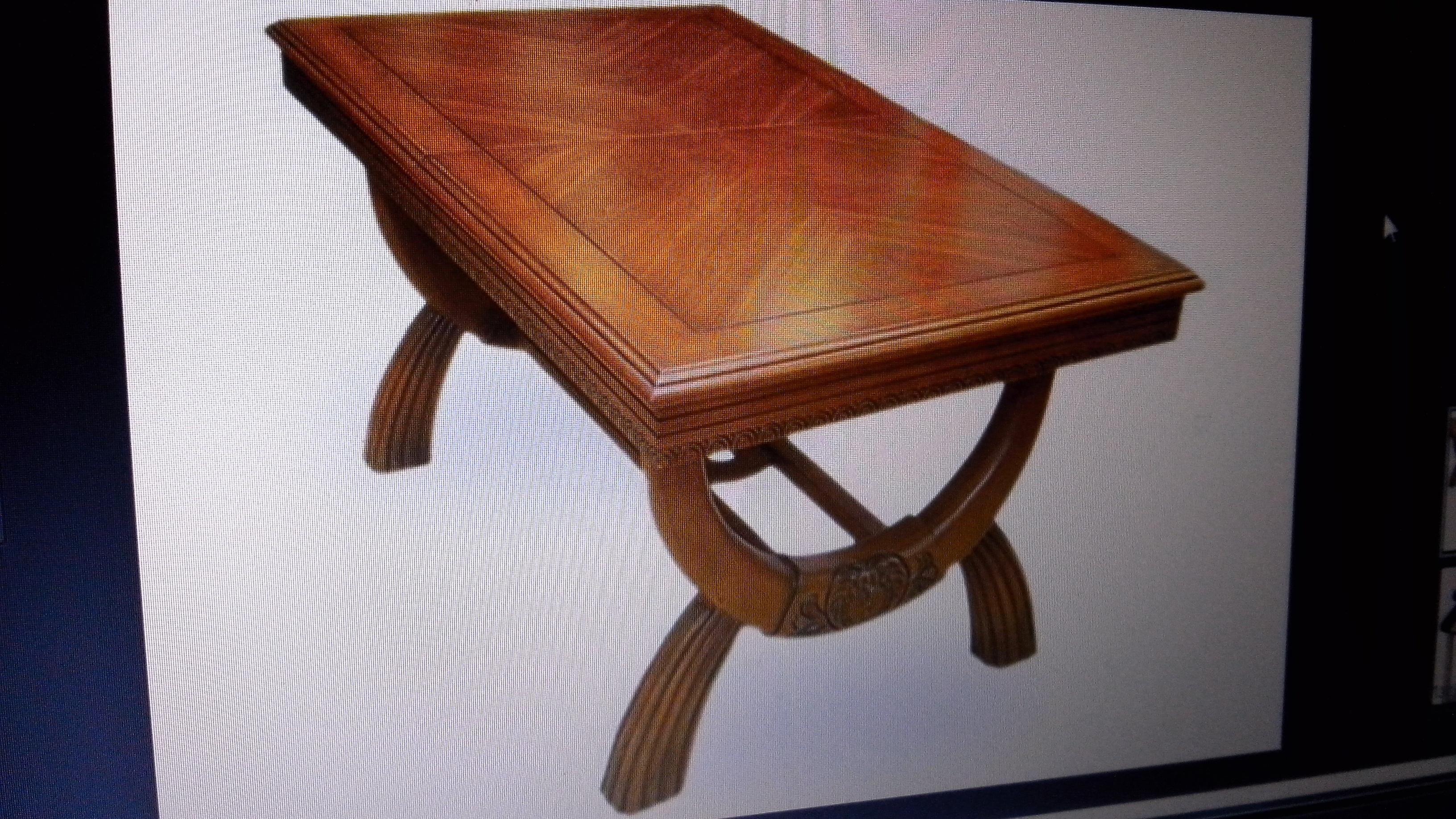 Фото Ремонт и восстановление столов. 1