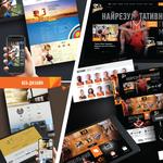 Разработка оригинальных сайтов, лендинг-пейдж, промо-страниц...