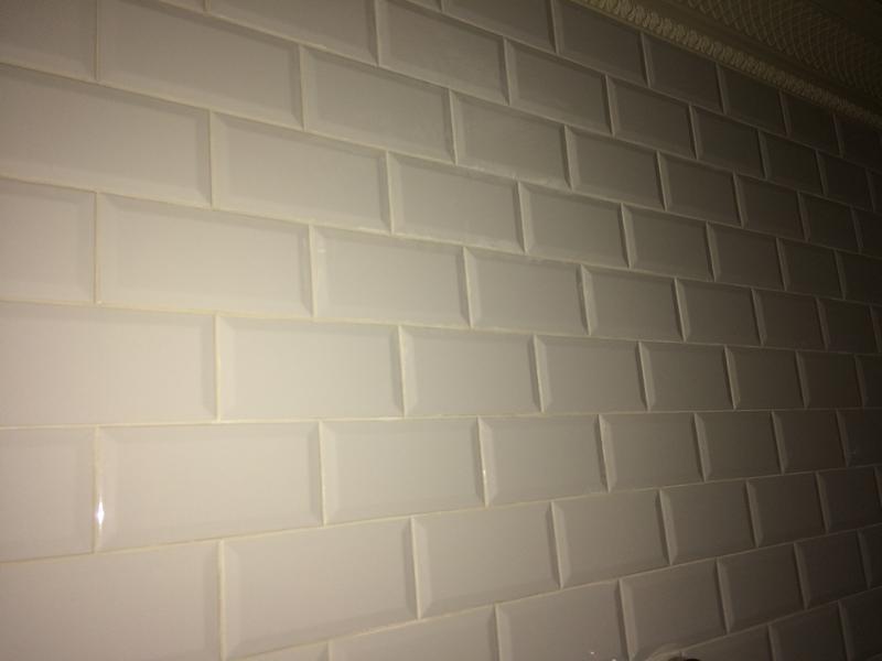 Фото Декоративная стена в кухне