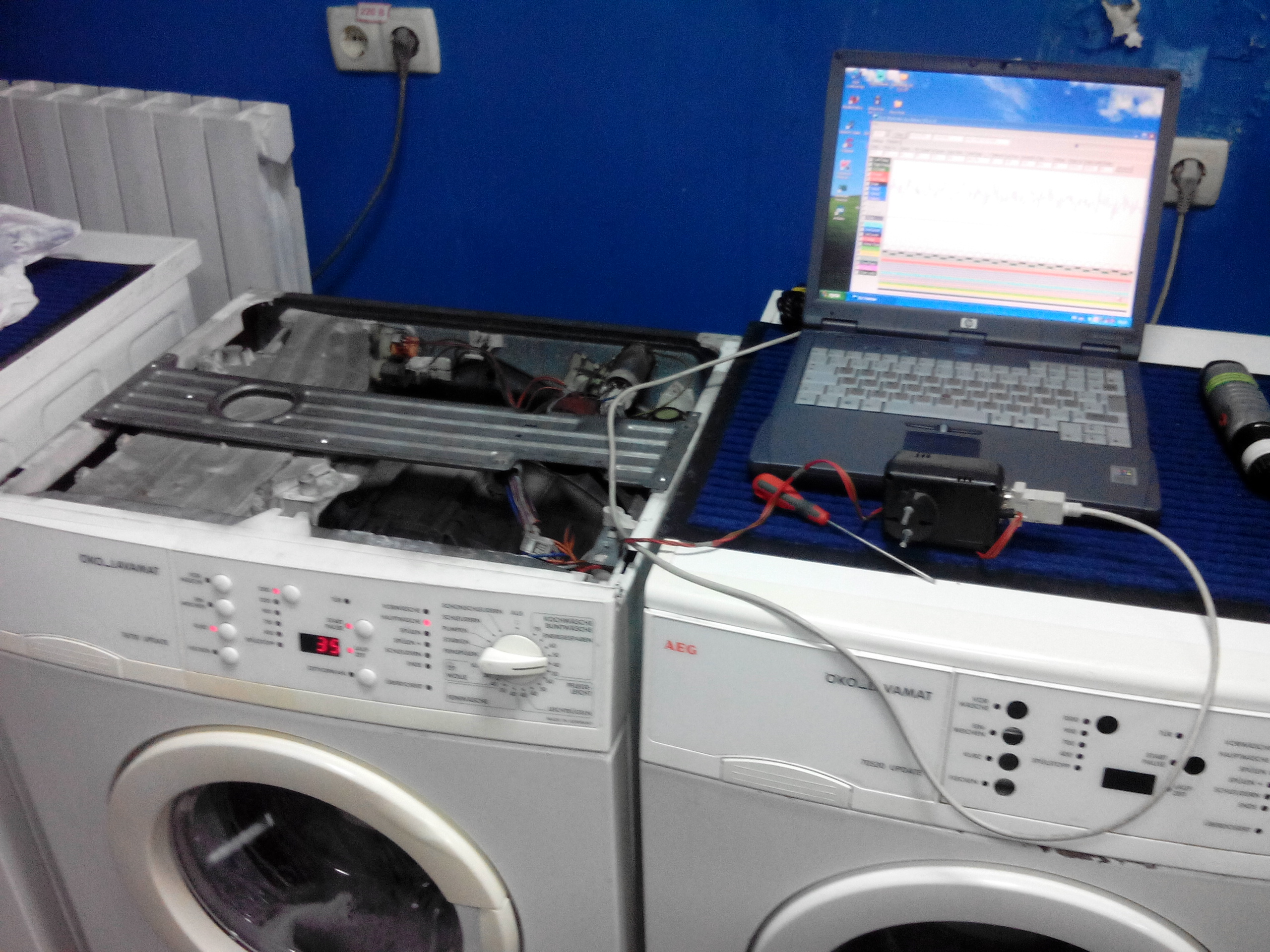 Фото Ремонт стиральных машин с гарантией до 6 месяцев на дому у заказчика.  3