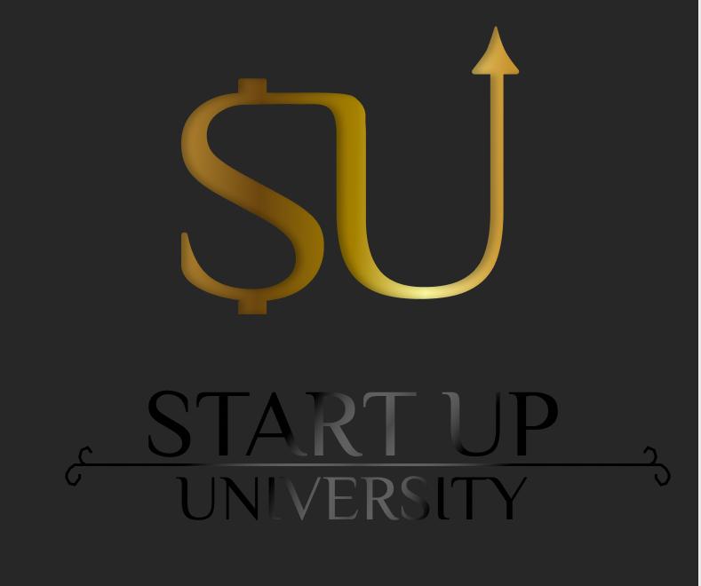 """Фото Логотип для организации в сфере бизнеса, маркетинга и финансов """"Start Up University"""". конкурс логотипов."""