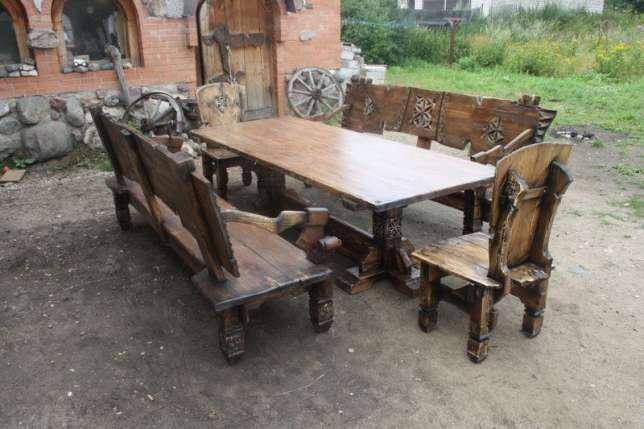 Фото Изготовление дачной/садовой мебели 1