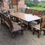 Изготовление дачной/садовой мебели