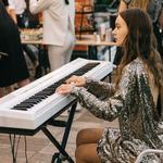 Пианистка, сделаю Ваш праздник незабываемым.