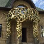 Работаем по Киеву и Киевской области! Создание скульптур и художественная отделка дома и сада.