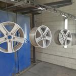 Ремонт дисков и колес любой сложности