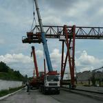 Оренда (послуги) автокрана Grove 80 тонн / Аренда (услуги) автокрана Grove 80 тонн