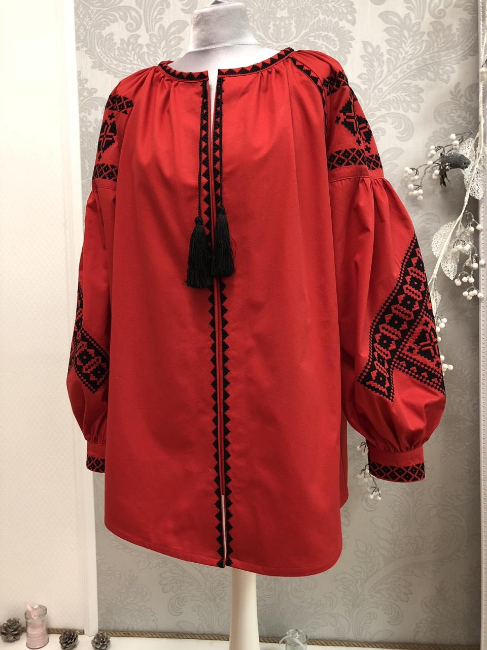 Фото Разработка модели , вышивка и пошив изделия по пожеланию заказчика.
